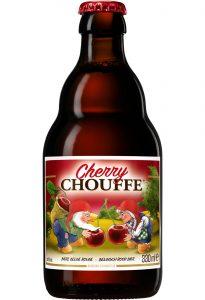 Kirschbier aus Belgien mit 8 % Alkohol